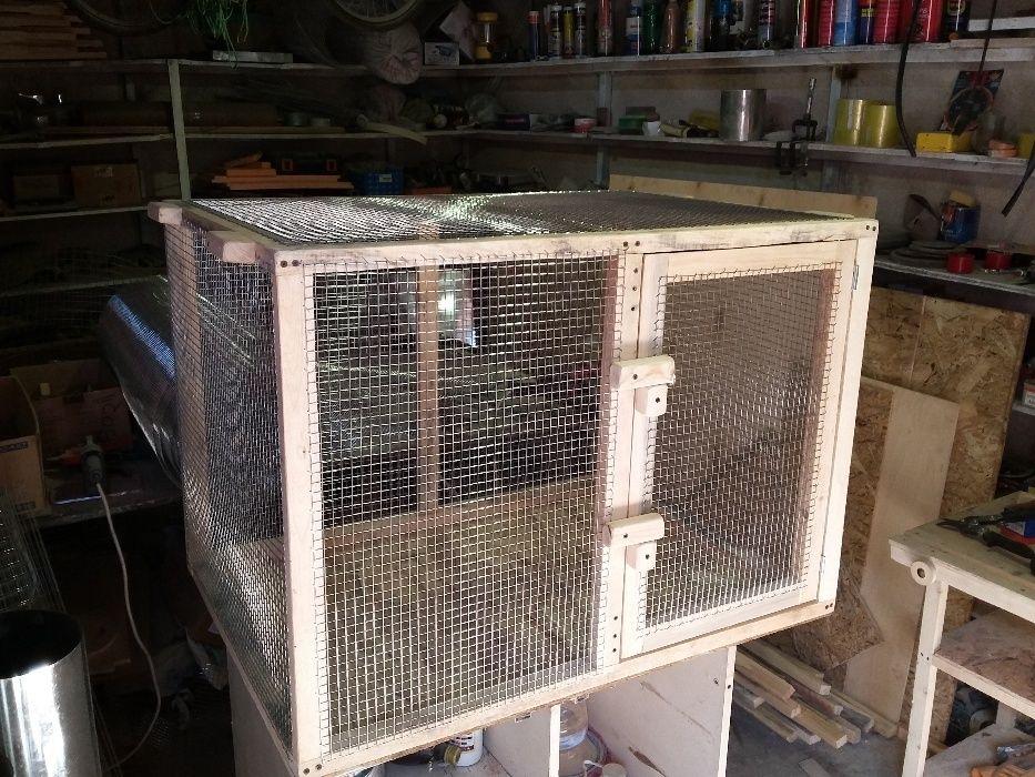 Клетка для перевозки животных