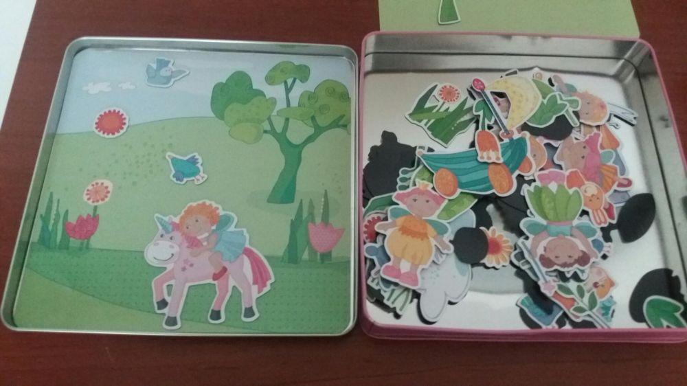 Joc educativ copii-tabla magnetica