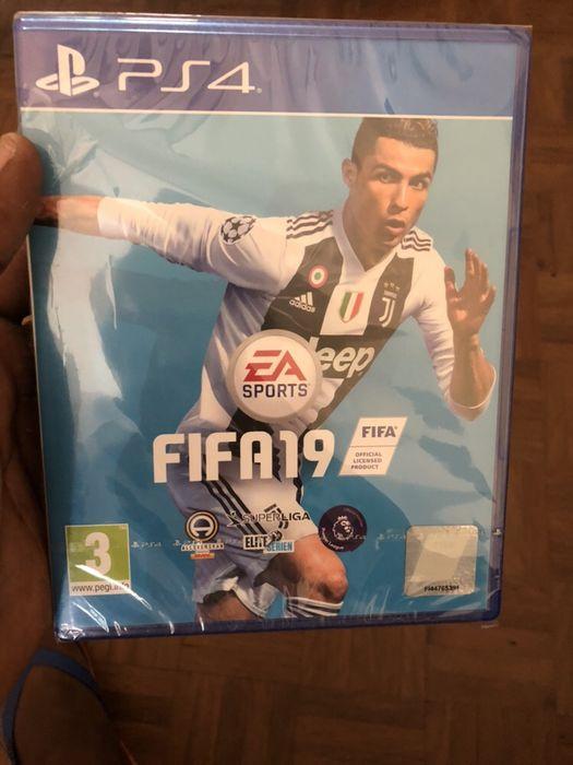 FIFA 19 selado para Ps4