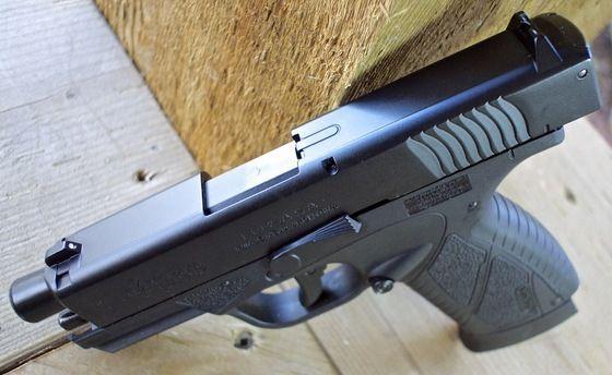 Pistol unic si puternic!! metal blowback cu recul co2 gaz 6.mm airsoft