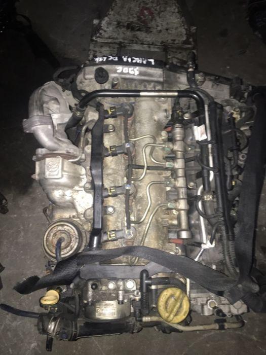 Motor alfa 1.9 doua turbine