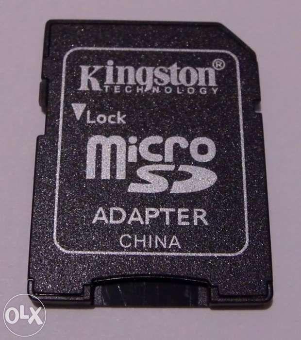 Adaptoare de la card microsd la sd