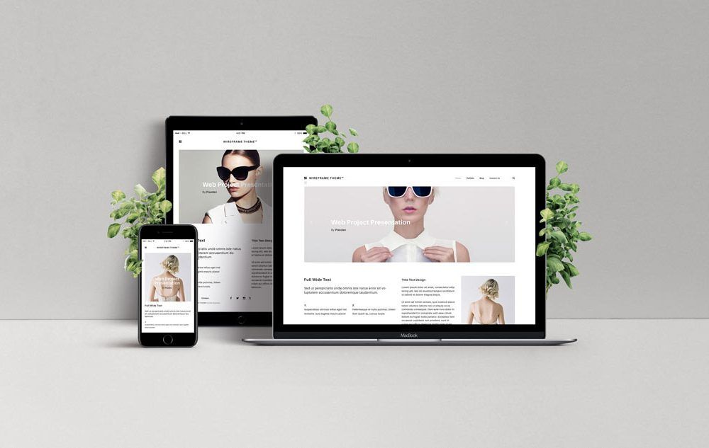 Facem site-uri web de prezentare sau magazine online