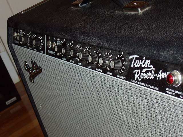 Fender 65 Twin Reverb Reissue