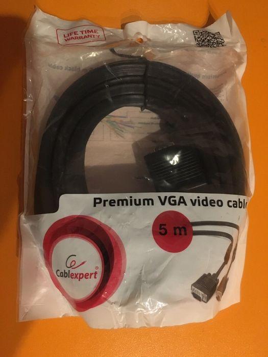 Cablu vga/vga 5m supercalitate