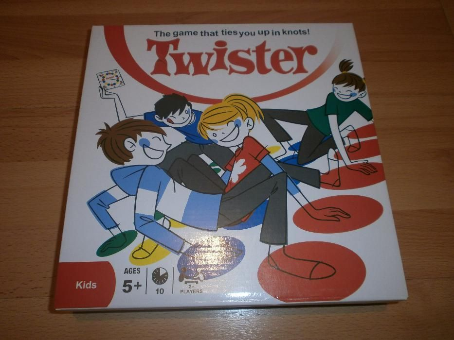 Joc Twister joc pentru copii si adulti joc distractiv