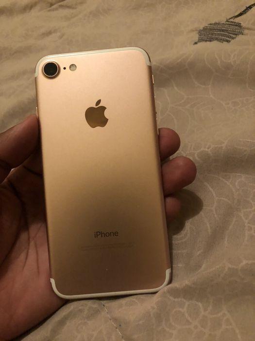 iphone 7 256gb rose gold sem nenhum problema