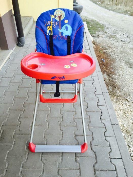 Scaun cu masuta Hauck pentru copii