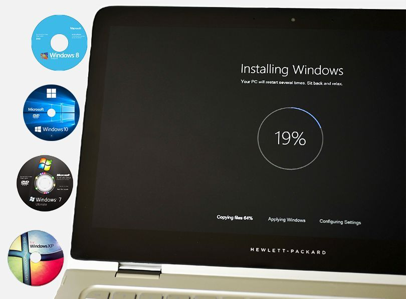 Instalez Windows cu Licenta-Activare Microsoft!Serviciu Premium!150lei Bucuresti - imagine 2