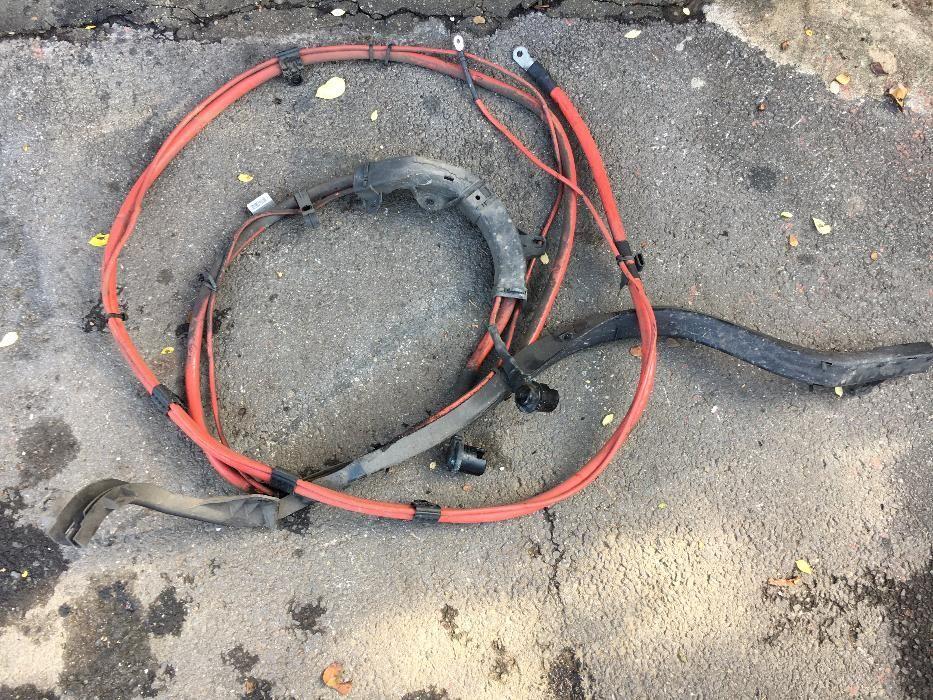 Cablu alimentare curent baterie,borna plus capsa BMW E87,E90,E60,X5