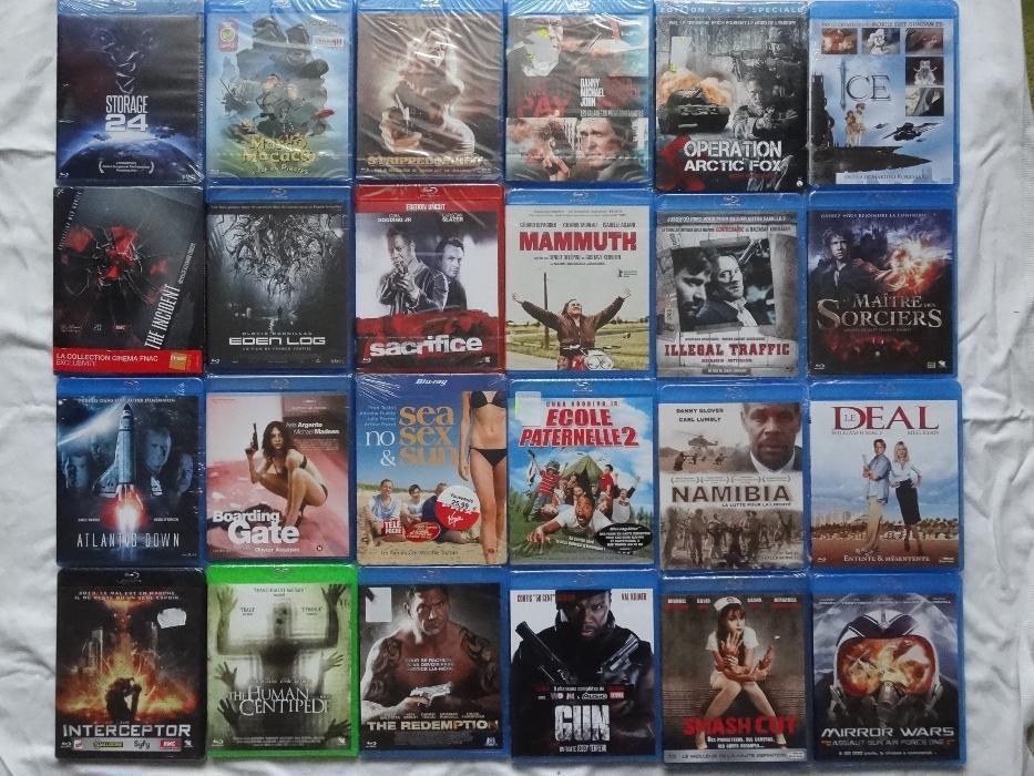 Blu Ray - Filme