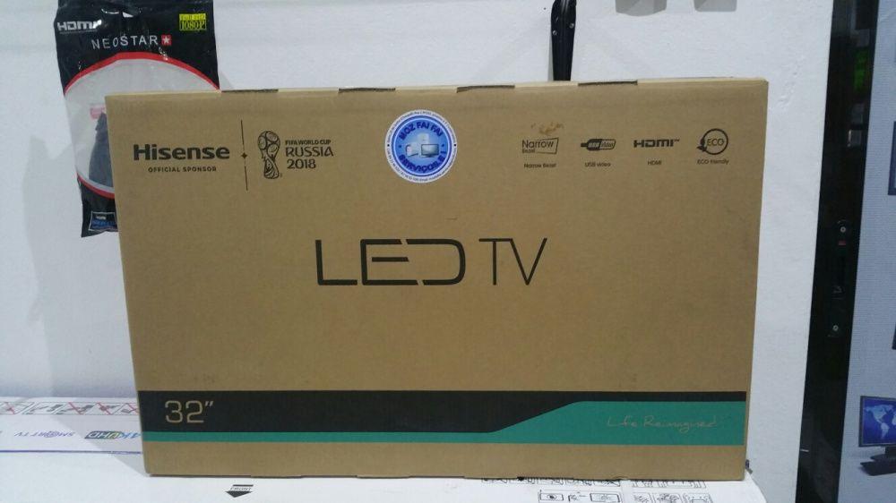 Promoção de tvs hisense LED FULL 32 polegadas novas na caixa