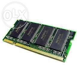 Memorii RAM 512Mb DDR 333Mhz PC2700 SODIMM pentru Laptop