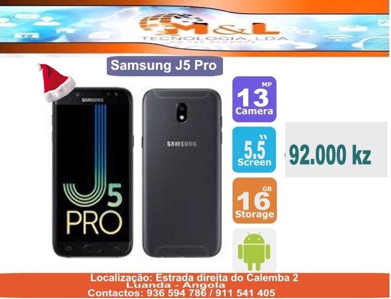Telemovel Samsung J5 Pro Novo original