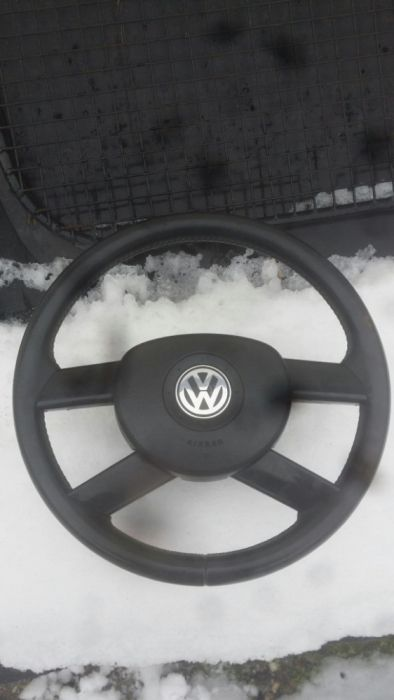Volan Vw Golf 5 sau Touran cu airbag