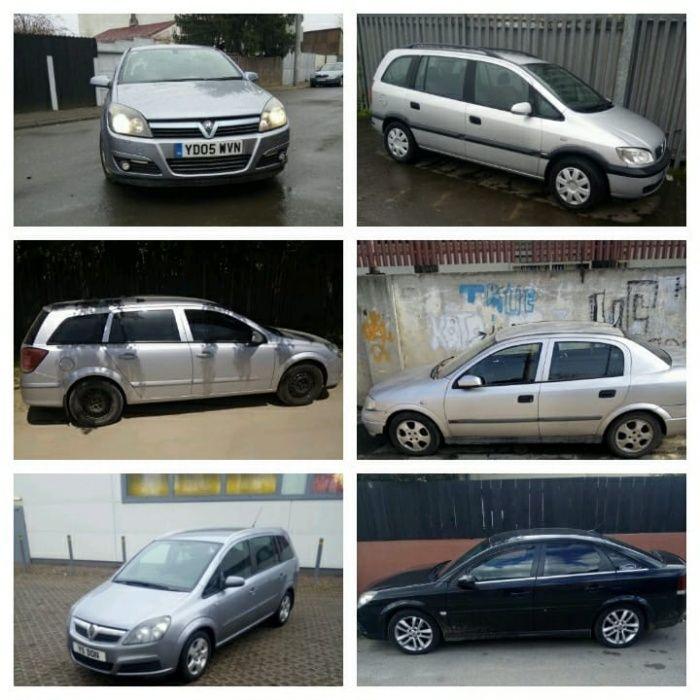 Dezmembrari Opel Astra G/Astra H /Zafira A,B/corsa/vectra B,C,INSIGNIA