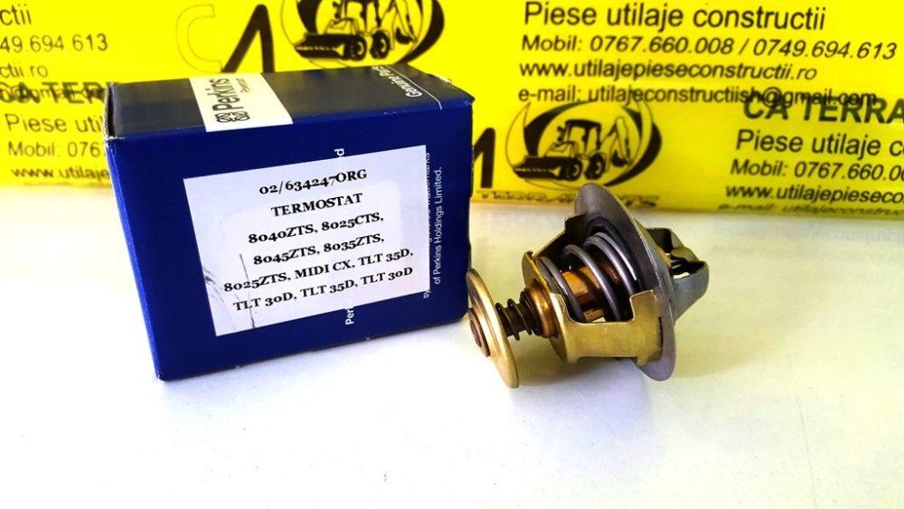 Termostat Miniexcavator JCB Vaslui - imagine 5