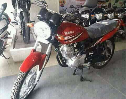 Moto Yamaha Yb 0km