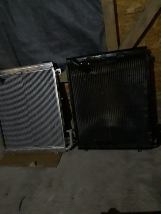Radiatoare de apa și ULEI confecționam după model
