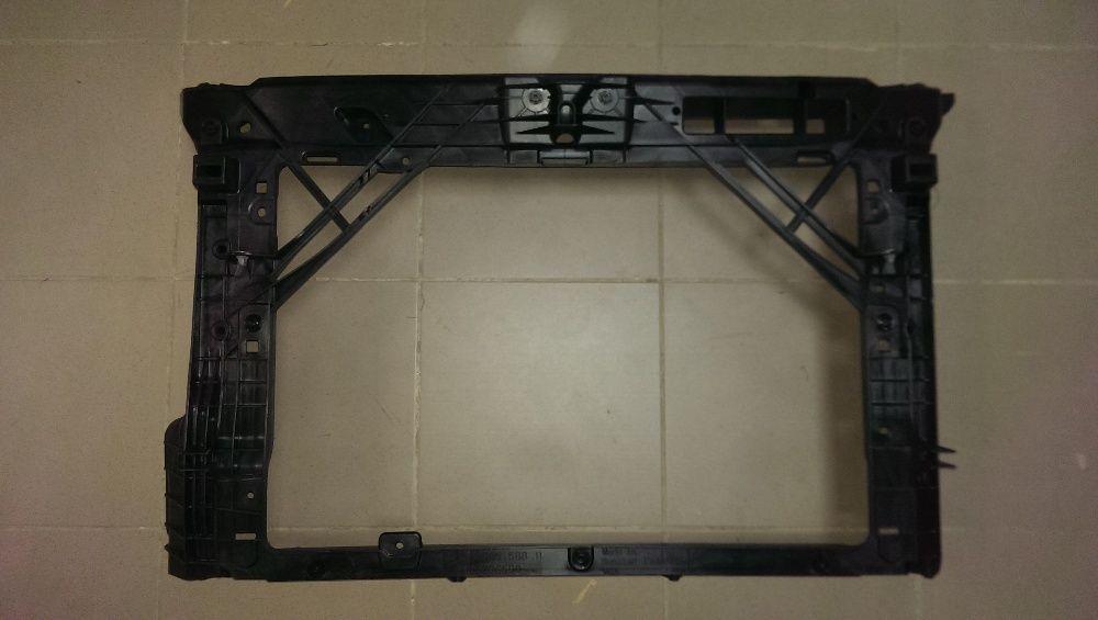 Панель крепления радиатора (телевизор, экран) Шкода Рапид (Skoda Rapid