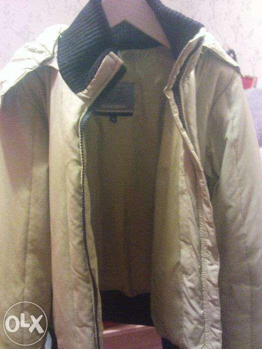 зимняя куртка 44 разм Diadora original в новом состояний пуховик прода