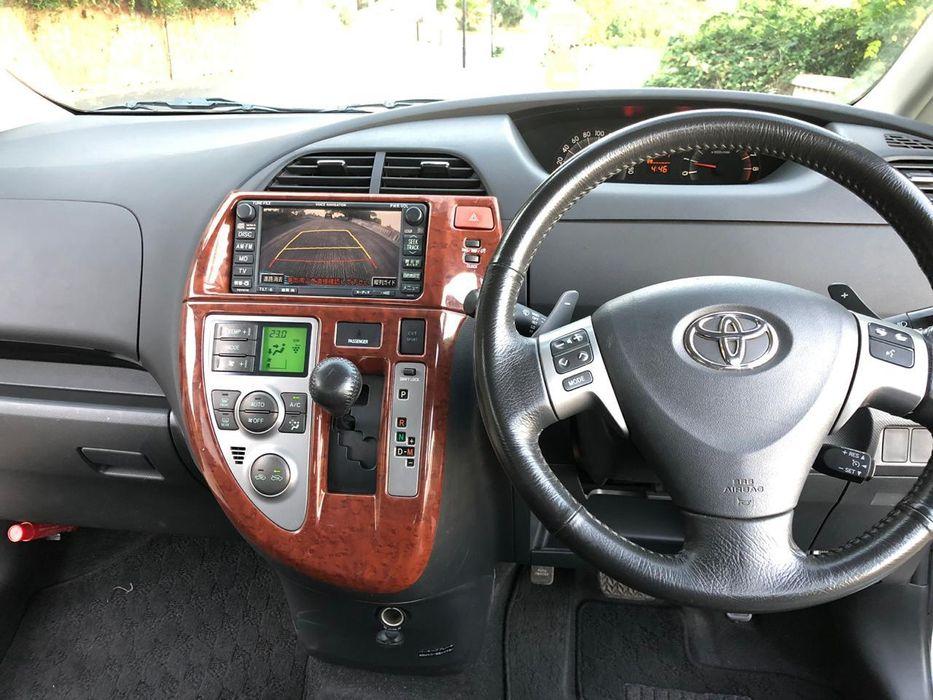 Toyota Ractis 1.5 Triptonic Edição Especial Tablie Amadeirado