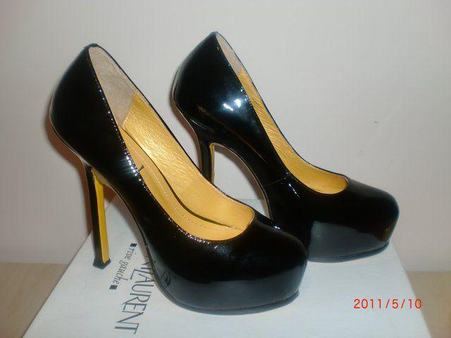 Туфли женские новые. Реплика Ив Сен Лоран