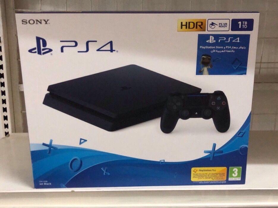 PS4 1 t +2joystick