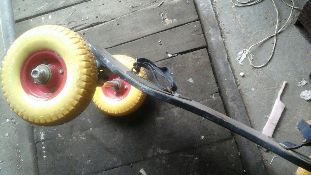 Продам маунтиборды. Скейт борд для кайтинга.