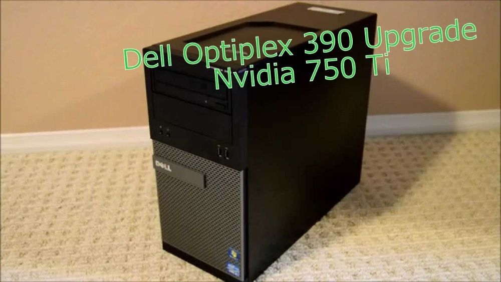 Dell i5 8GB Ram GTX 750ti 2Gb 500HDD Gamer/Gaming/Designer e Autocad