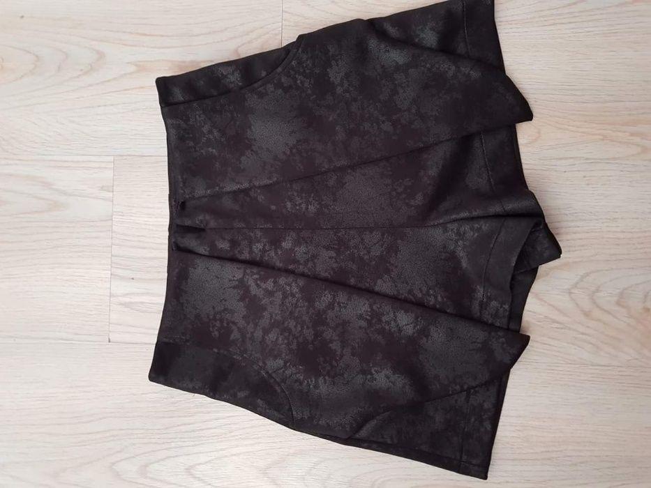 Панталонки Cliche от промазана кожа