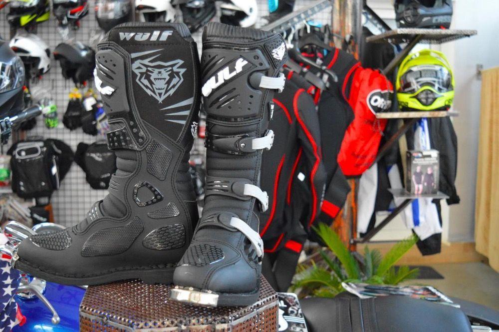 Bocanci Atv/Enduro Star Track Wulfsport