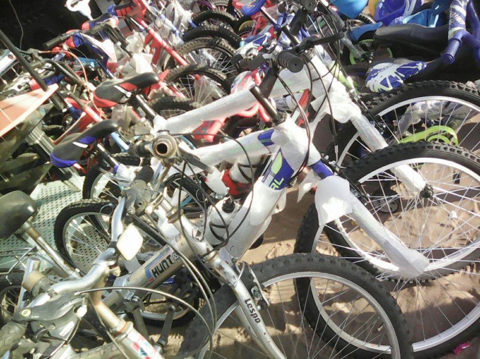 Bicicletas avenda universais size26 grandes