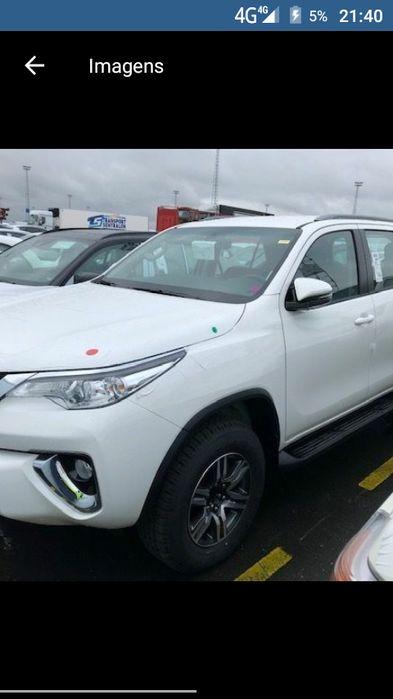 Toyota fortuner novo a venda