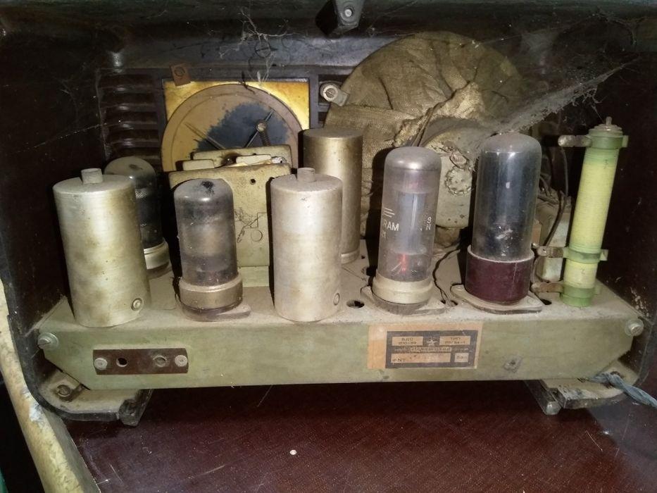 Радиоприемник Пионер.1958 г. гр. Перник - image 4