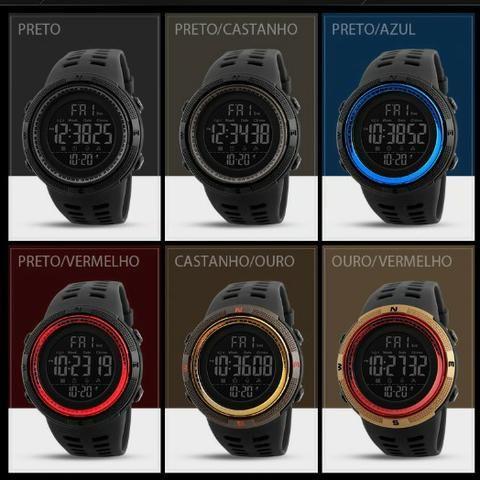 Relógios Esportivos Skmei - Promoção