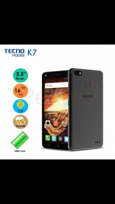 Telemóvel tecno k7