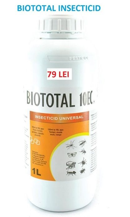 Insecticid BIOTOTAL 10EC 1L