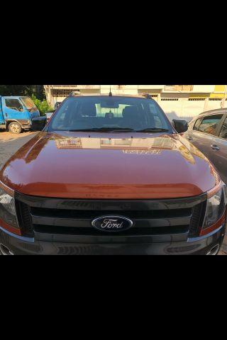 Ford Ranger Wildtrack Alto-Maé - imagem 4