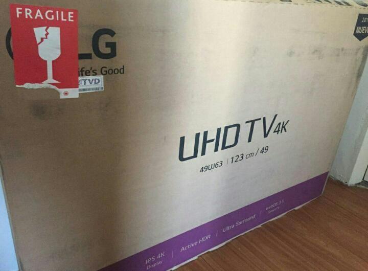 """Plasma LG Curved UHD 49"""" Viana - imagem 1"""
