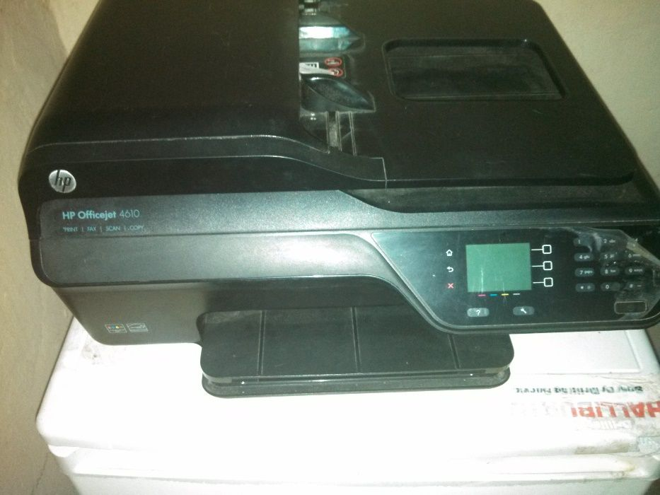 impressora hp officejet 4610 nova
