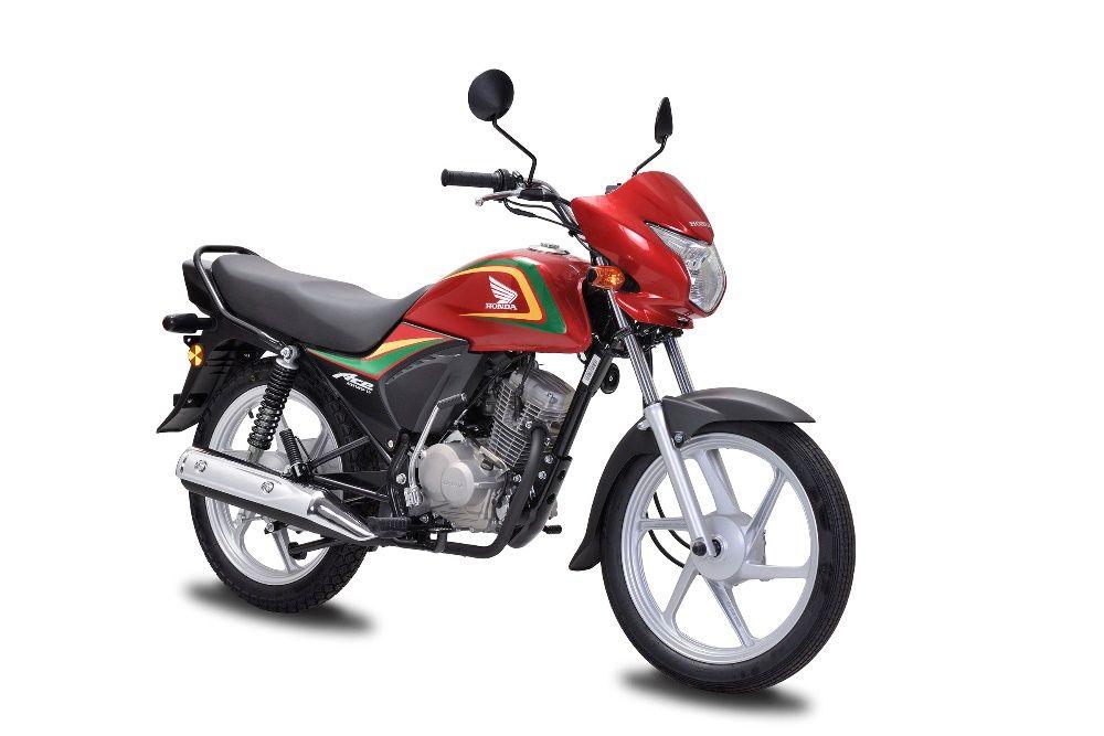 Moto Honda ACE CB125-D Individual