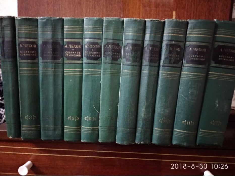 А.П.Чехов собрание сочинений в 9-ти томах