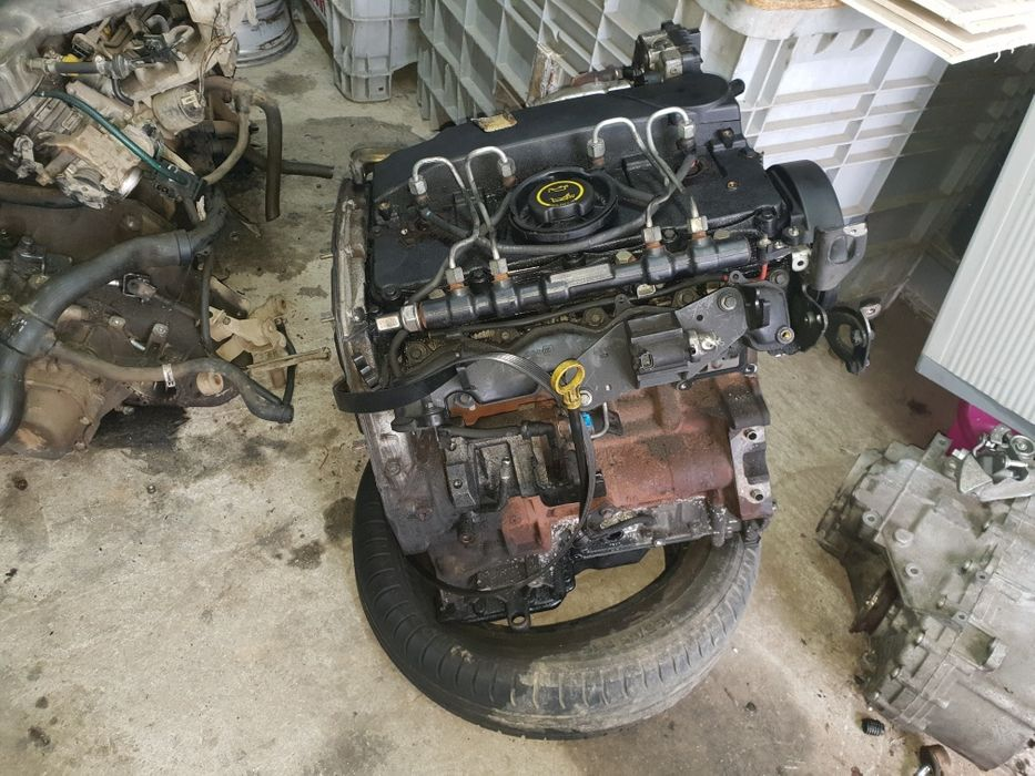Motor ford mondeo 2.0 tdci 131cp