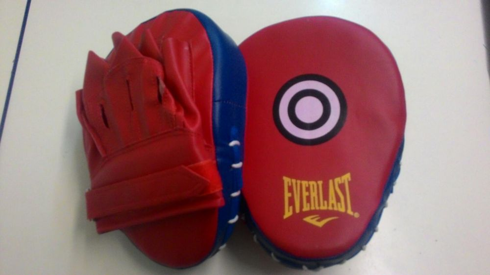 Лапа для бокса