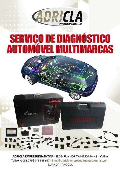Diagnóstico Automóvel