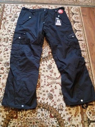 686CargoXXL Новые штаны легендарного бренда для зимних активных видов.