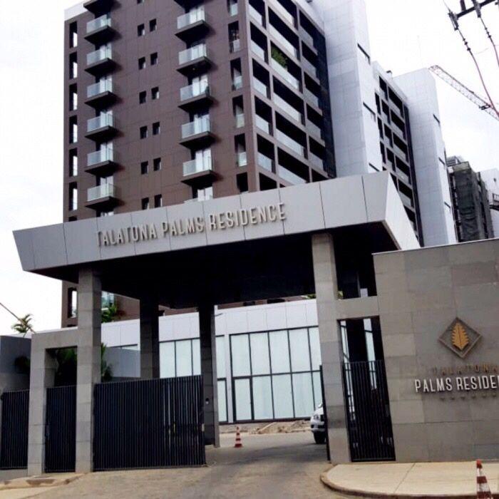 Arrendamos Apartamento T2 Condomínio Palms Residence Talatona Kilamba - imagem 1