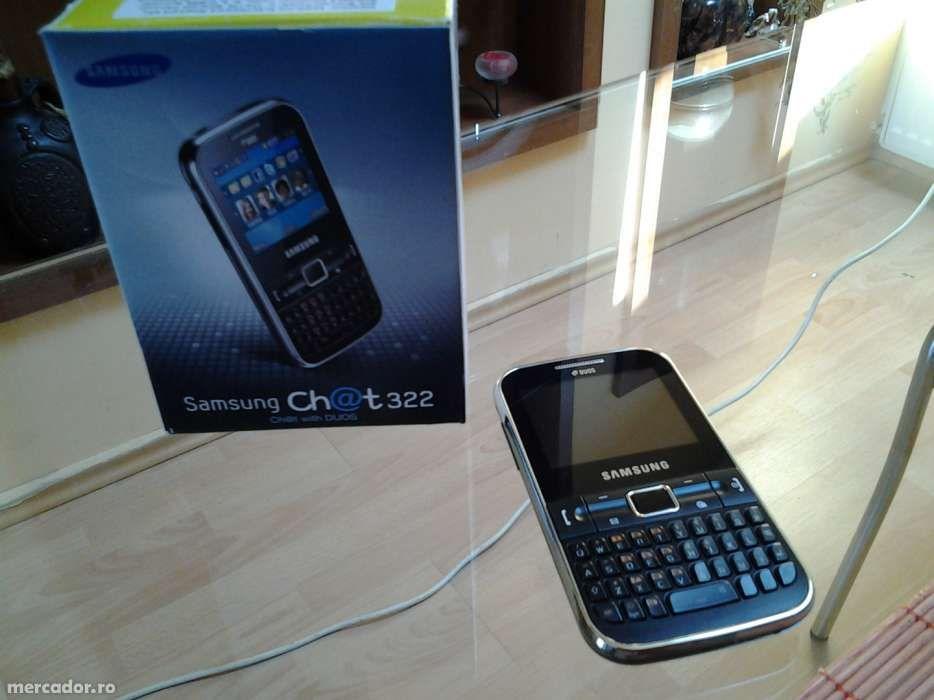 Vand Telefon Samsung Chat322 DUOS Aproape NOU!