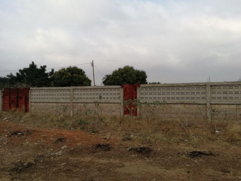 Vendo terreno no txumene